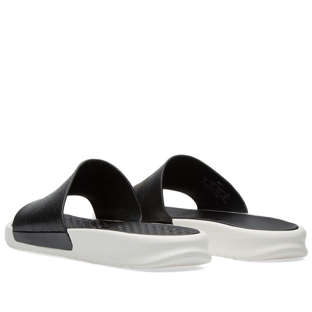 Nike Benassi Slide Lux QS Black  9f03eb2aa