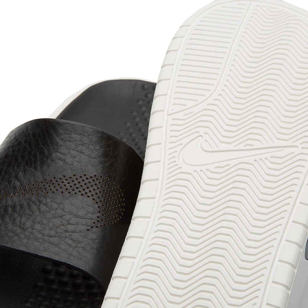 Nike Benassi Slide Lux QS. Black.  109  65. image. image. image. image.  image 4b5a1b010