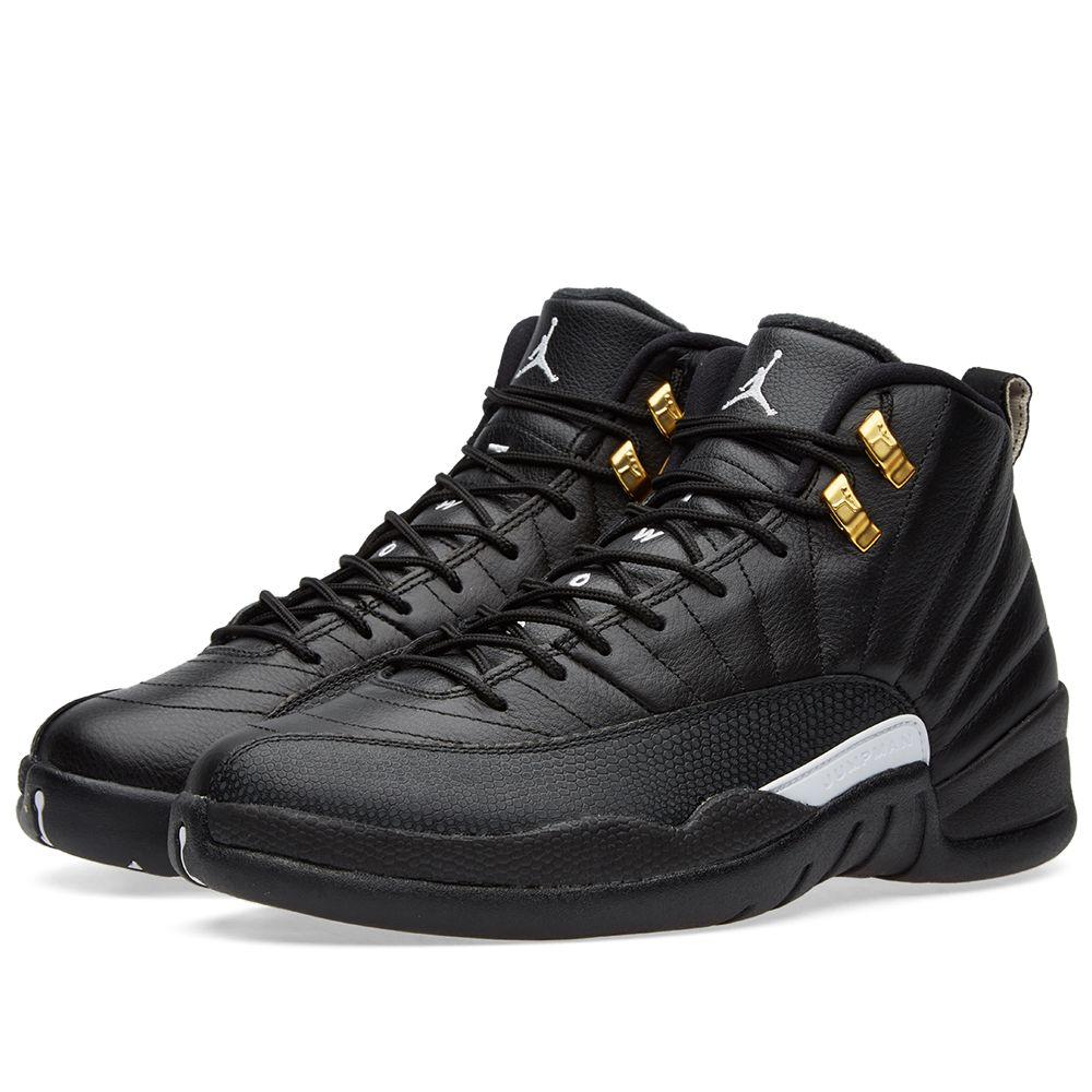 Nike Air Jordan 12 Retro  The Master  Black f74730989