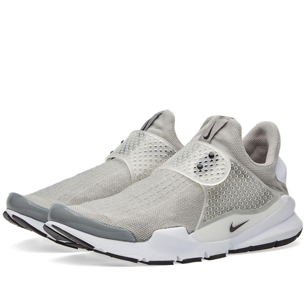 58ab525fd5e4 Nike Sock Dart Medium Grey