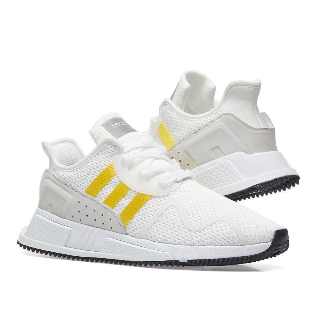 size 40 35cec aeb06 Adidas EQT Cushion ADV. White ...