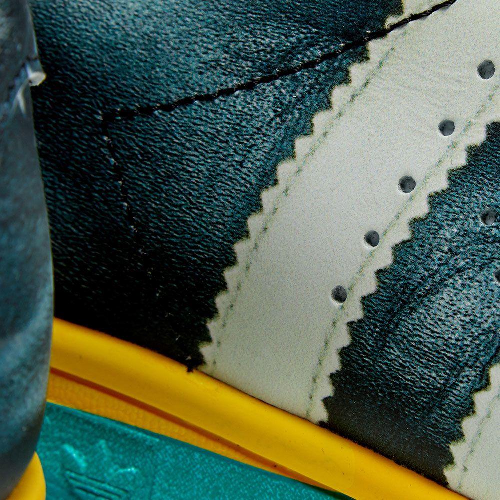 Adidas x Raf Simons Samba Stan Core Black & White   END.