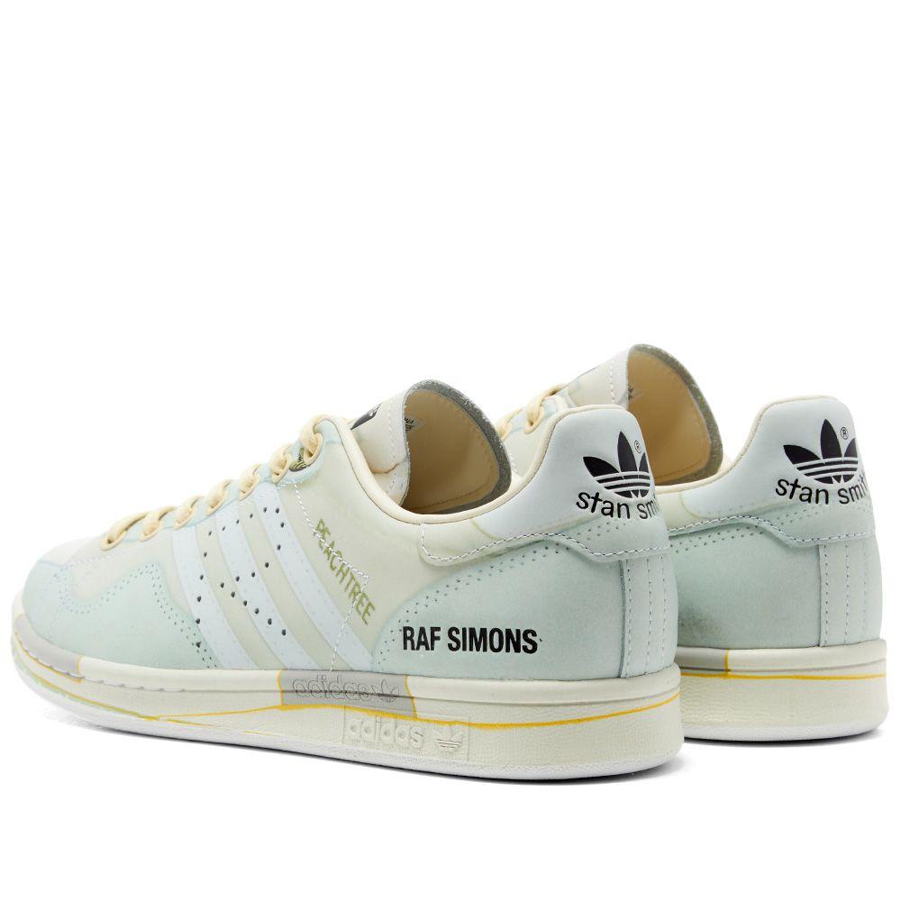 Adidas x Raf Simons Peach Stan Light Sand & White   END.