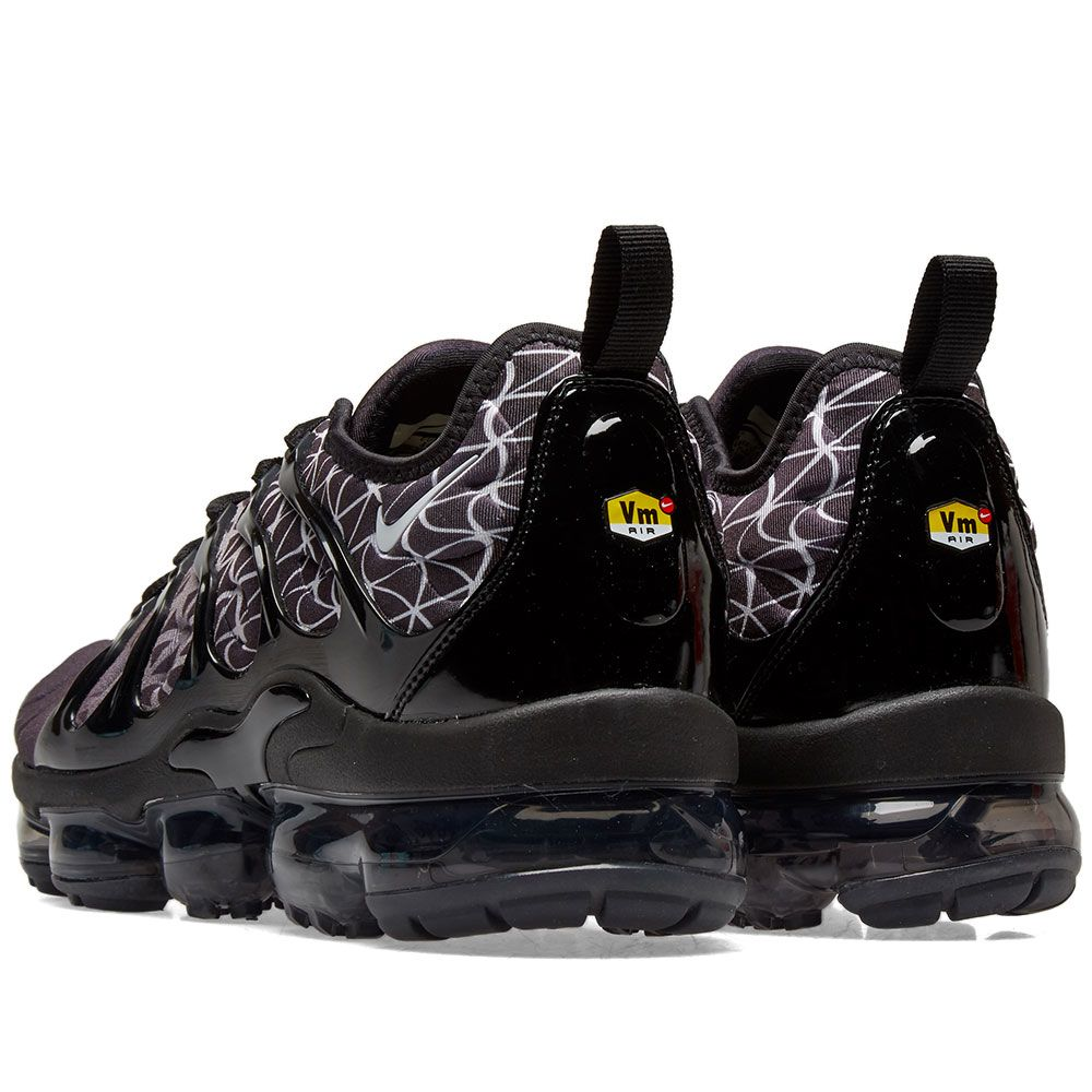 125e49138ab Nike Air VaporMax Plus Black   White