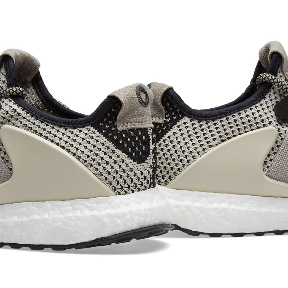 watch 0e3fa a0bf2 Adidas Consortium x Day One ADO Ultra Boost ZG. Clear Brown   Black