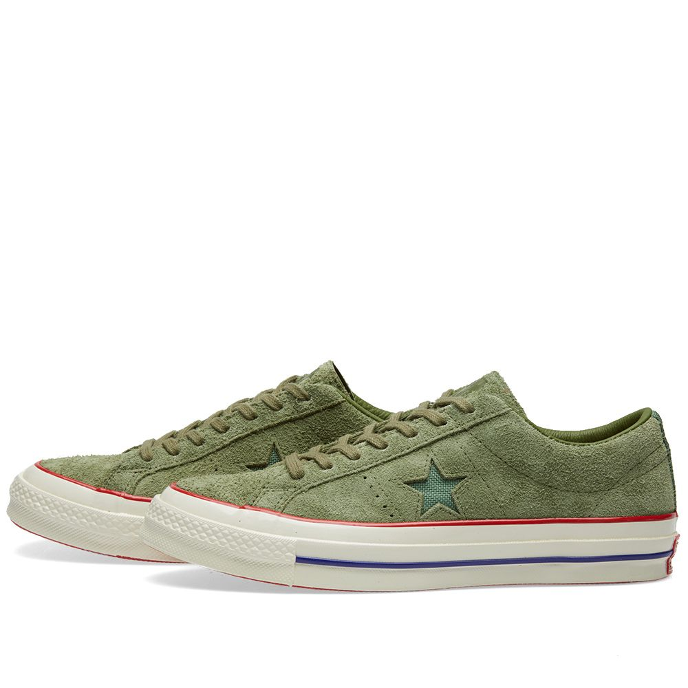 a93b4a77cddf Converse x Undefeated One Star  74. Capulet Olive. DKK659. image. image.  image. image. image. image