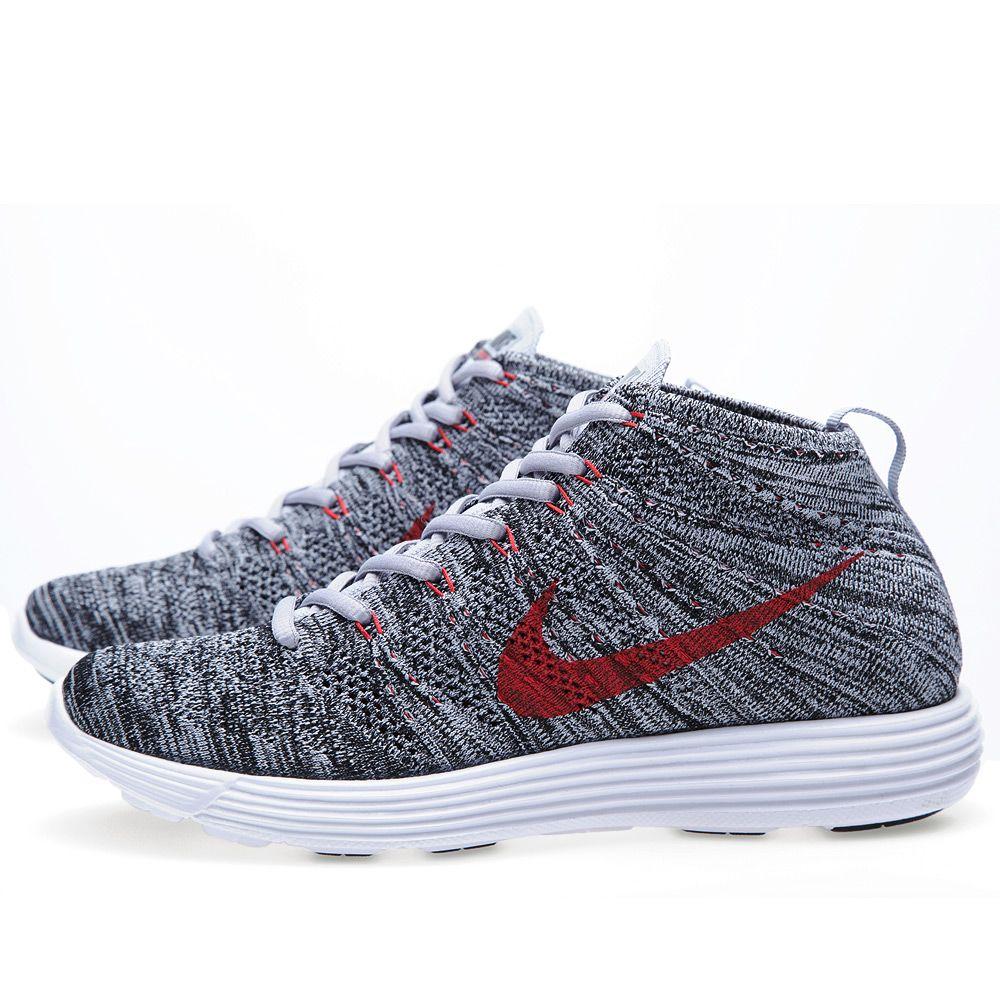 906034bdd7 Nike Lunar Flyknit Chukka Wolf Grey