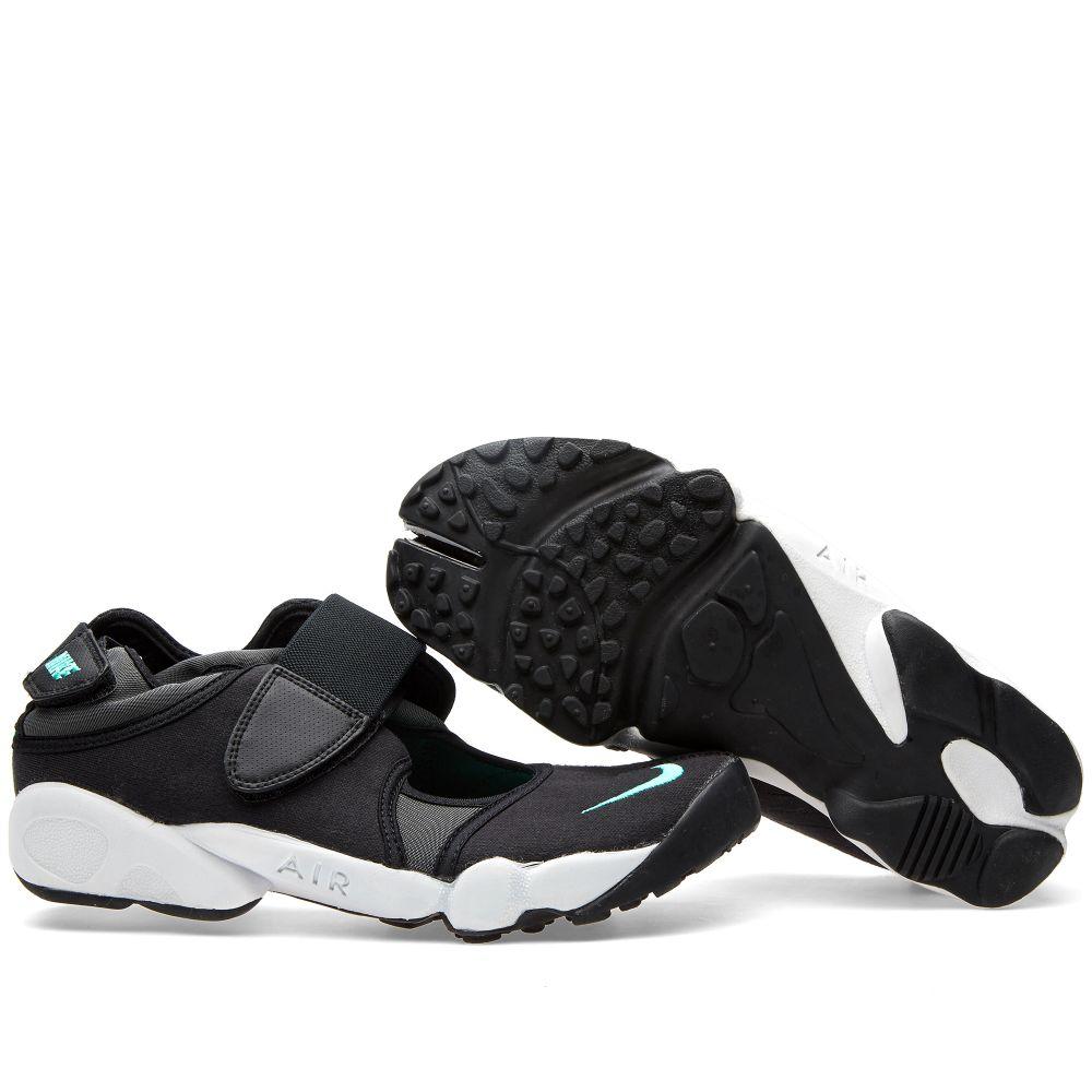 cd37cff6e946 Nike Air Rift Black