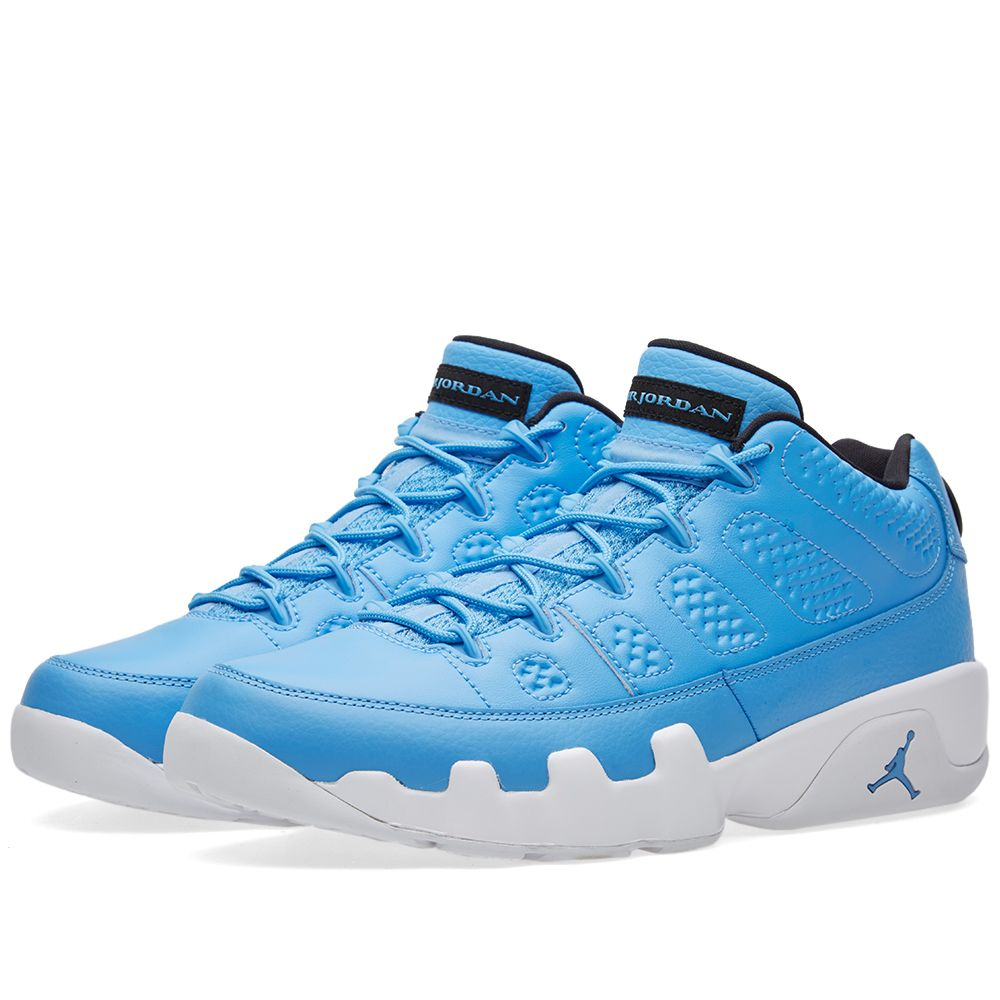 save off becaf 881f5 Nike Air Jordan 9 Retro Low. University Blue   White. AU 219 AU 135. image