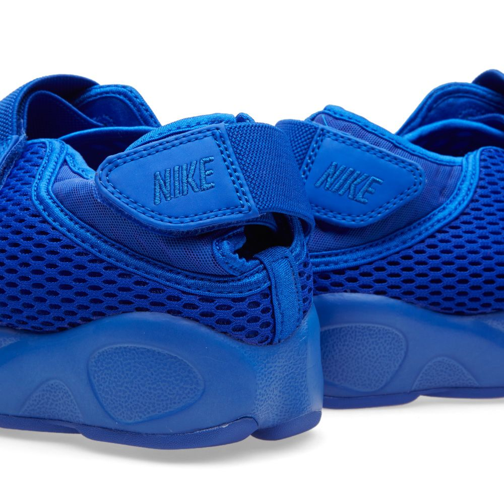 brand new c7107 a3a81 Nike Air Rift BR Racer Blue   END.