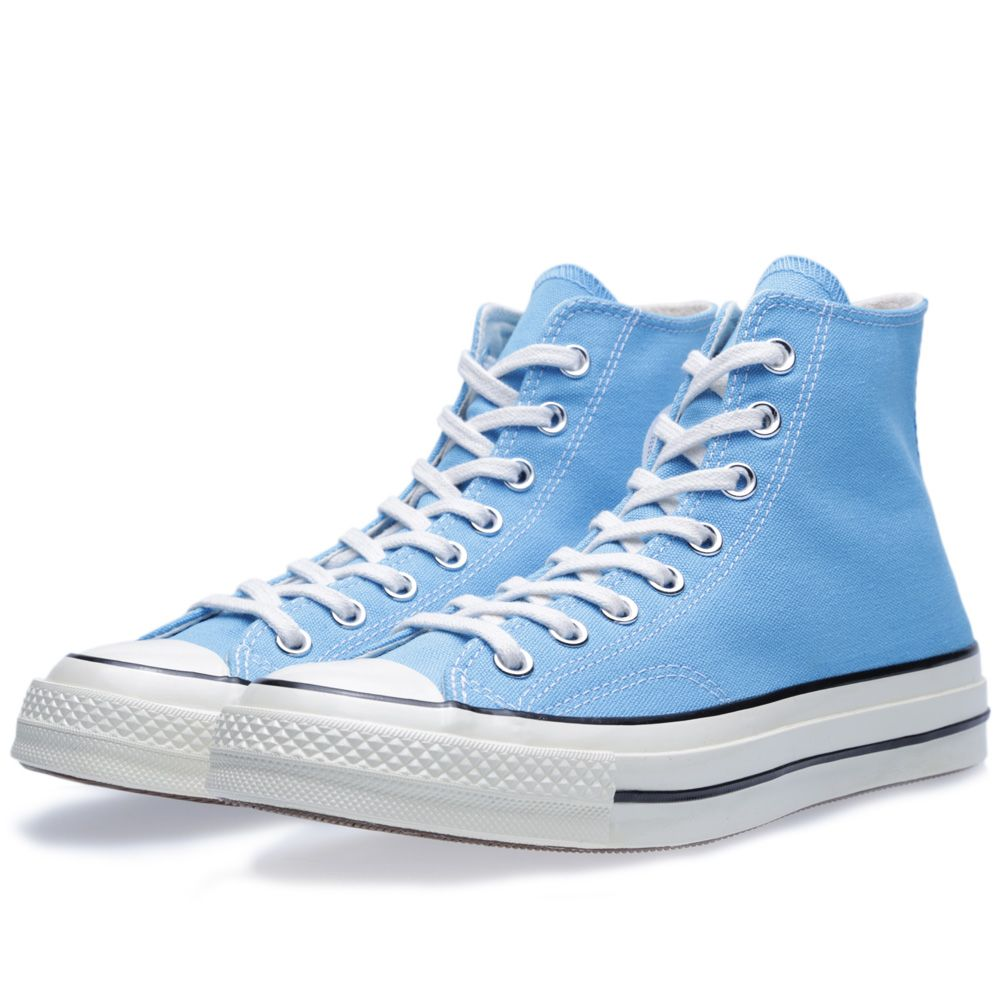 d4562ca90be4 Converse First String Chuck Taylor 1970 Hi Heritage Blue