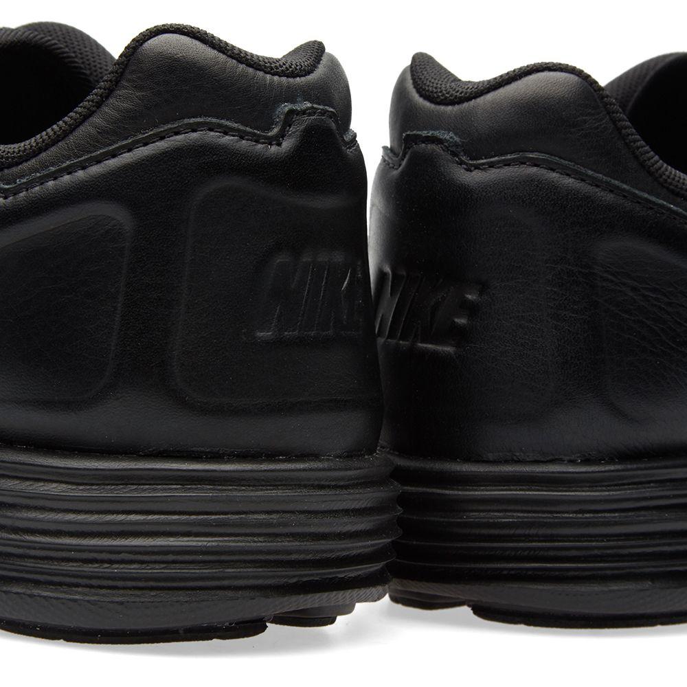 252ce91710f1 Nike Lunar Flow Laser Premium Black