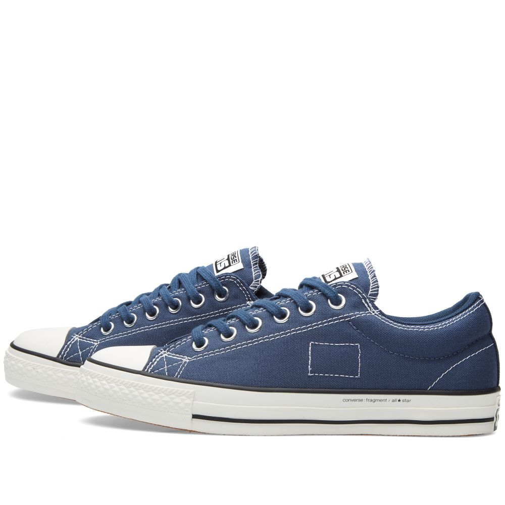 Converse CONS x Fragment Design CTS Ox  Vintage Canvas  Navy  562f8b35a5