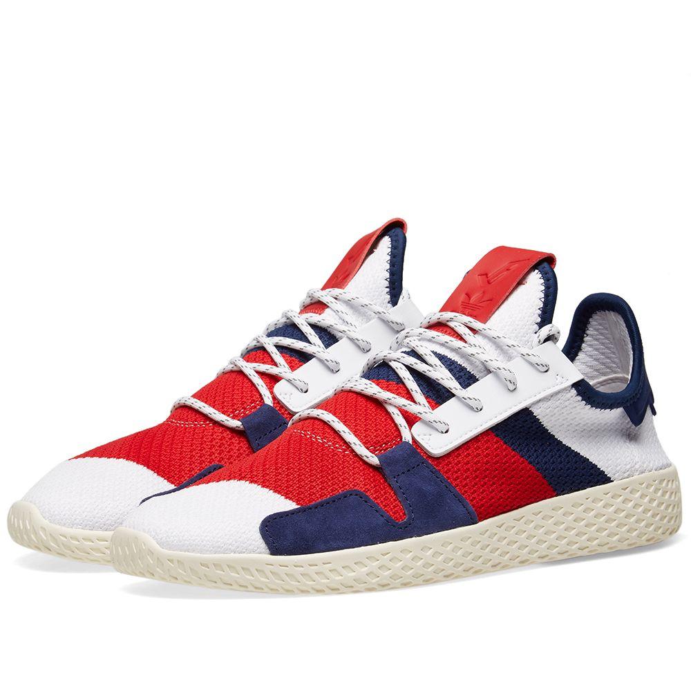 12bf43c46f8 Adidas Consortium x Billionaire Boys Club Tennis HU White