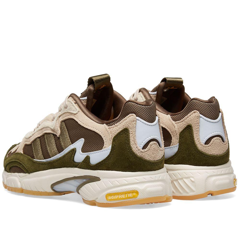 1885ebc8d723 Adidas Consortium x Saint Alfred Temper Run Clear Brown