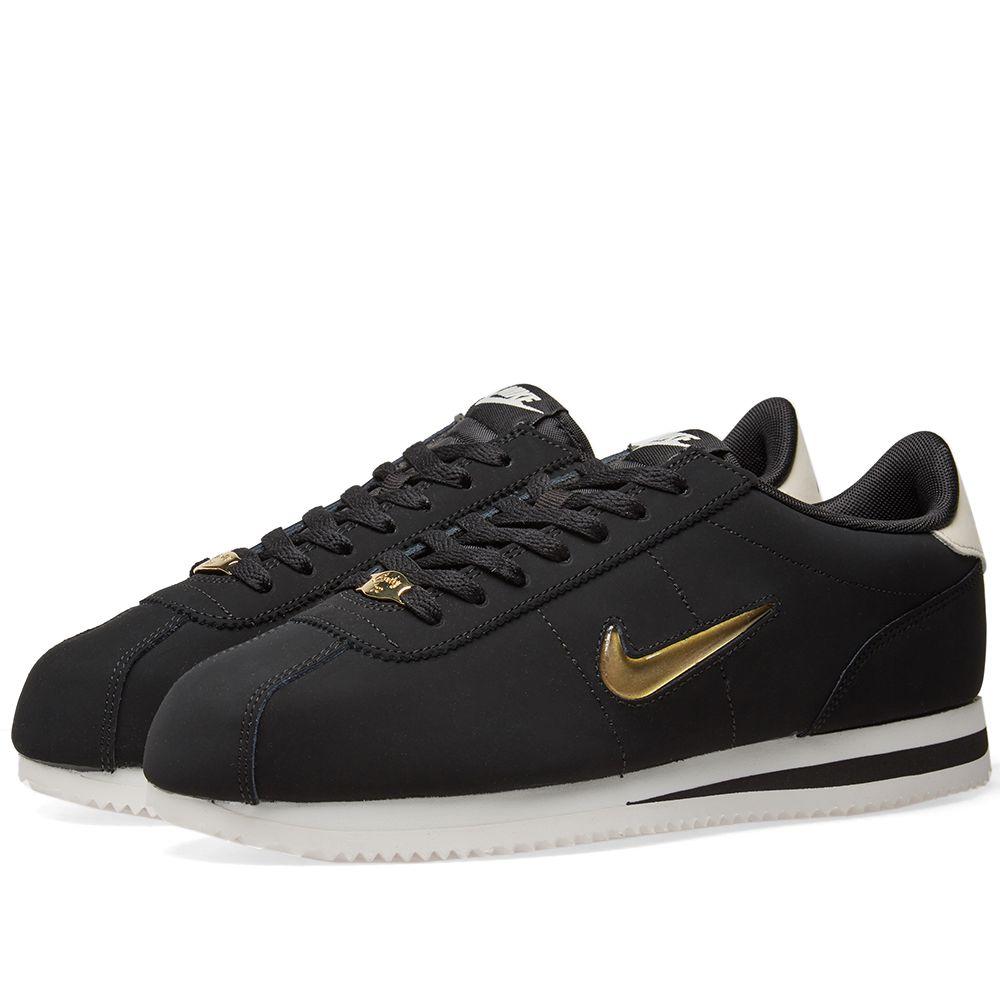 b89dc60d30851 Nike Cortez Basic Jewel  18 W Black