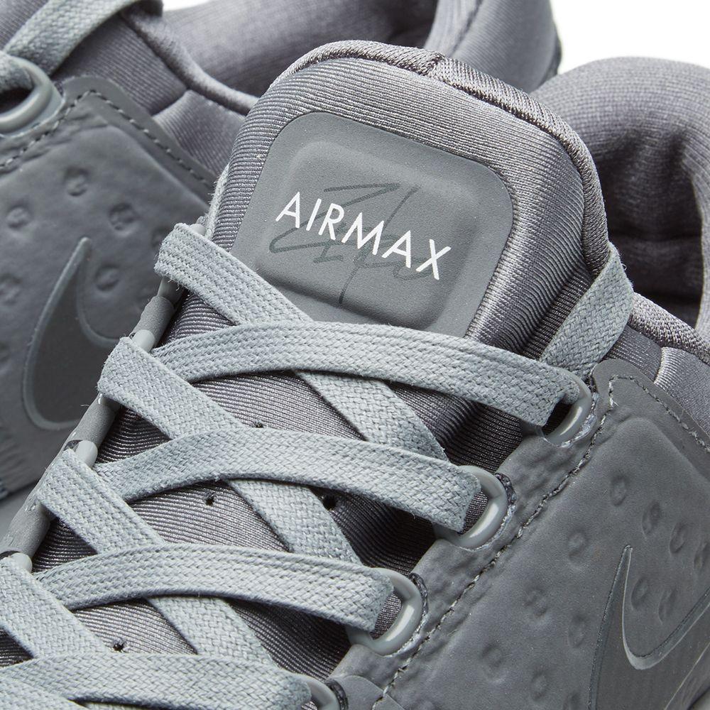 best website b59bd 82afb Nike Air Max Zero QS Cool Grey & Dark Grey | END.