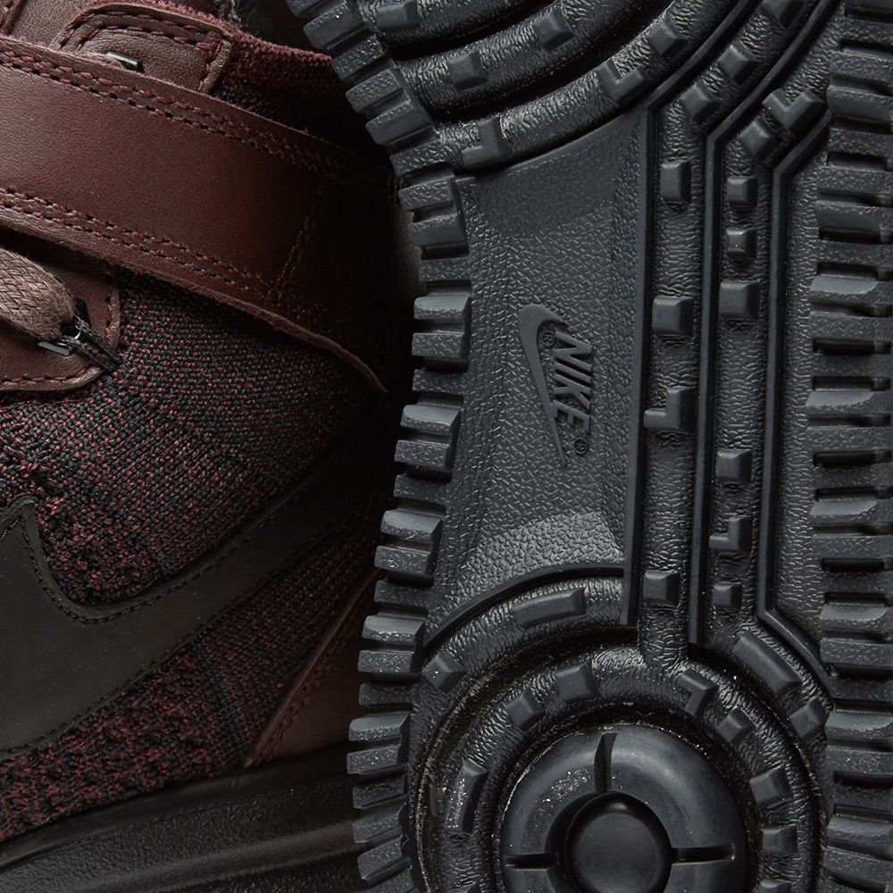 new products a56f9 7099f homeNike Lunar Force 1 Flyknit Workboot. image. image. image. image. image.  image. image. image