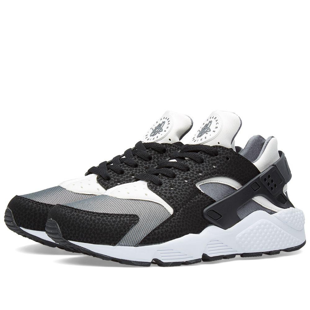 f5e7452ae817 Nike Air Huarache Run Black
