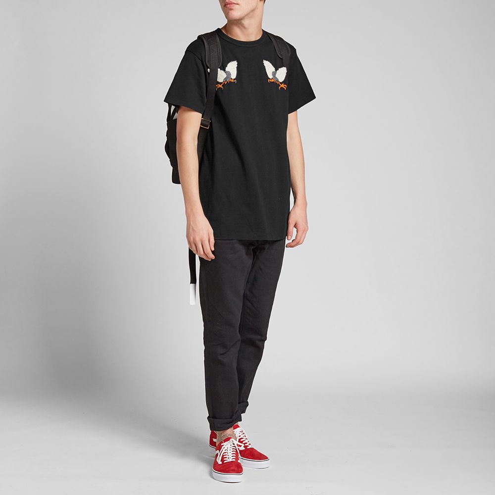 Off-White Eagle Tee Black  3706864ca