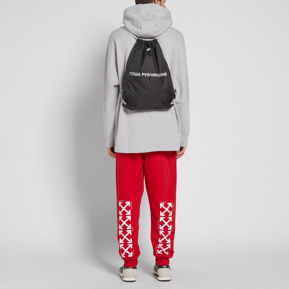 a42388efa90 Gosha Rubchinskiy x Adidas Gym Bag. Black. £19. image. image. image. image.  image. image