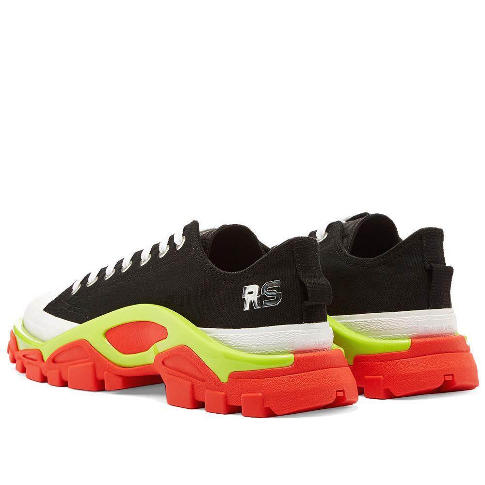 3dc096a1352 Adidas x Raf Simons Detroit Runner Black