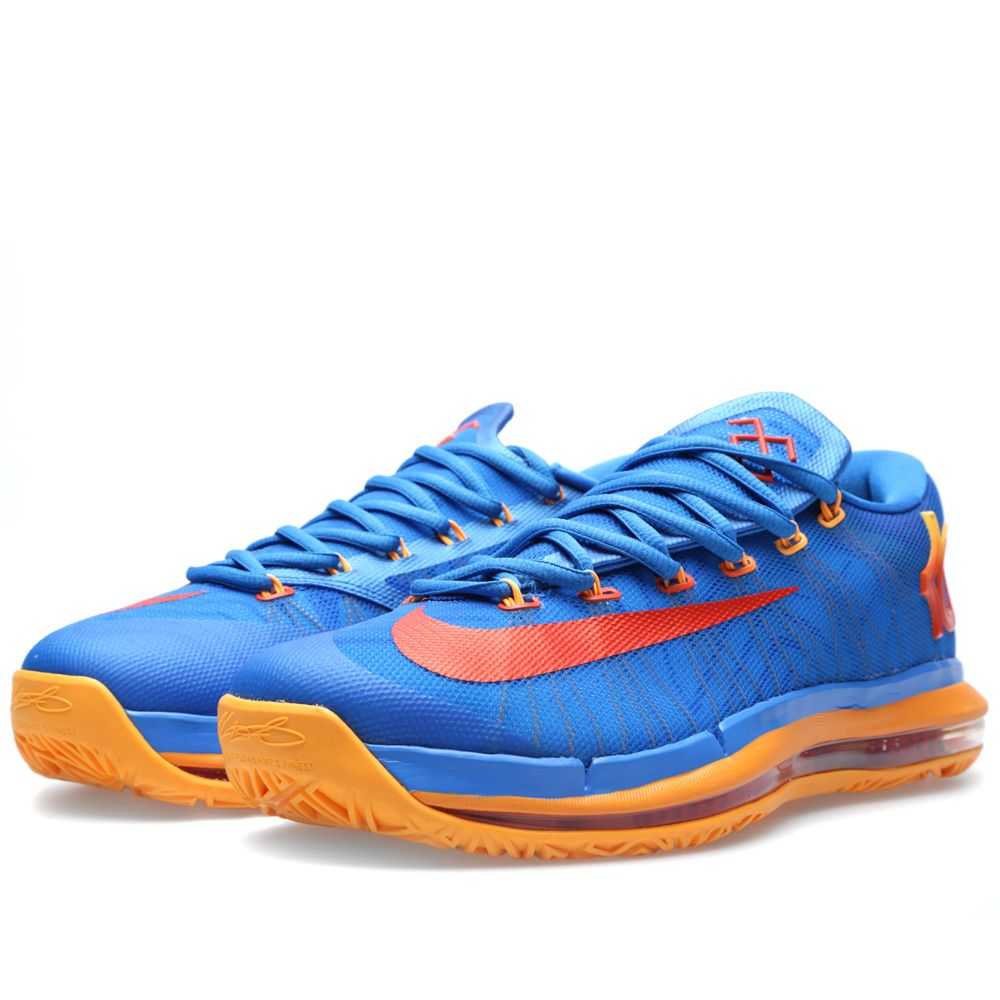 2888cd63a222 Nike KD VI Elite  Team  Photo Blue