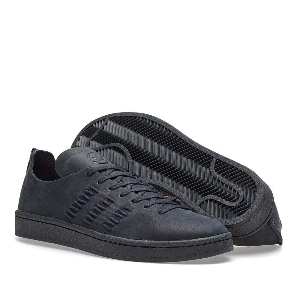 separation shoes 3cb00 ed6e0 Adidas x Wings + Horns Campus. Night Navy