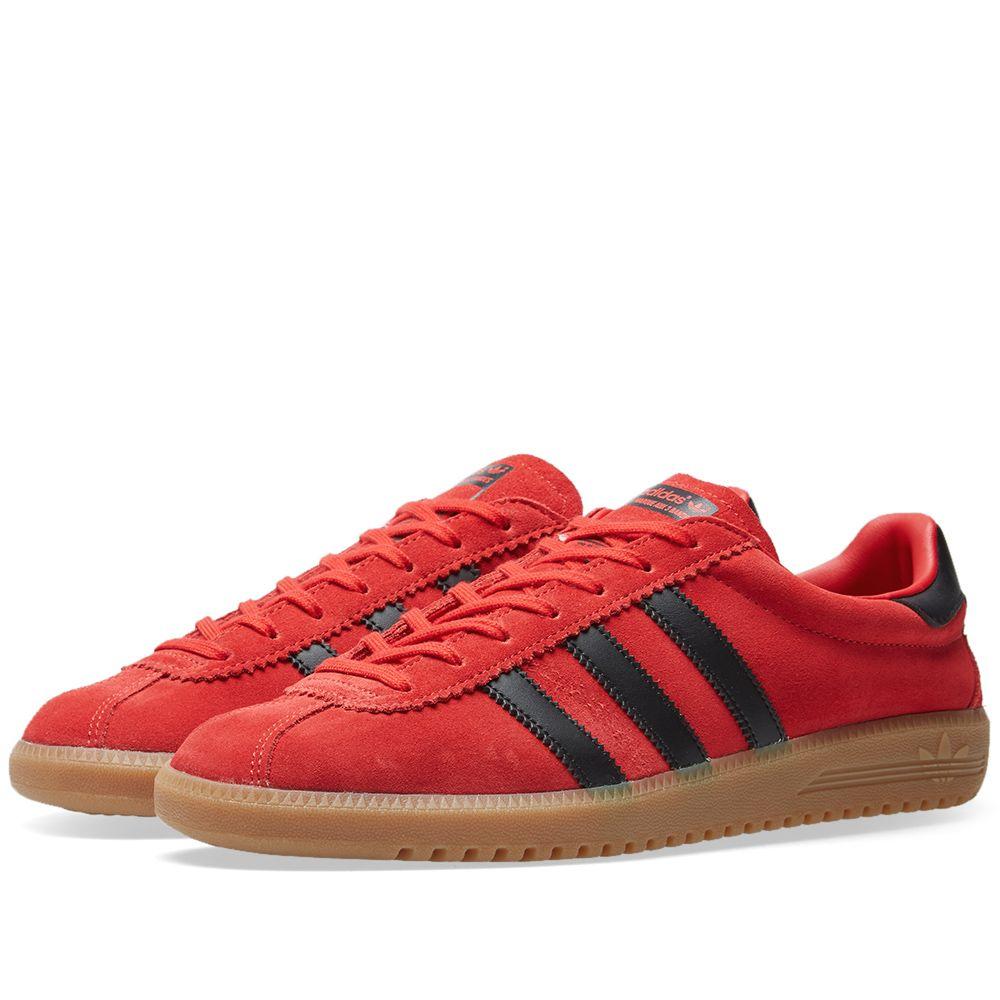 9ba518ee261 Adidas Bermuda. Scarlet