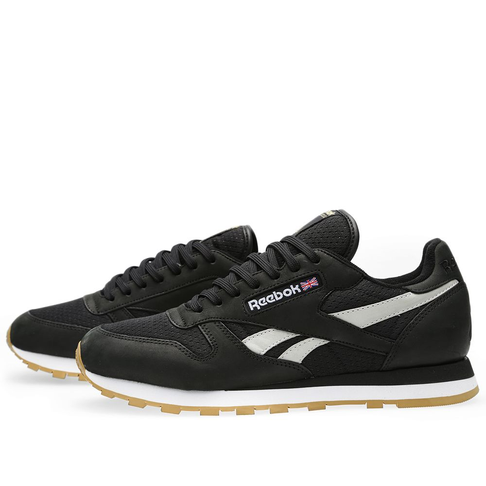 907dd02d5853 Reebok x Palace Classic Leather R12 Black