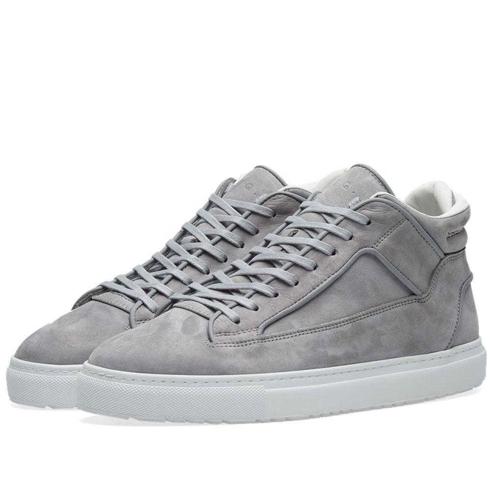 ETQ. Mid Top 2 Rugged Sneaker Alloy  8b7c460ba
