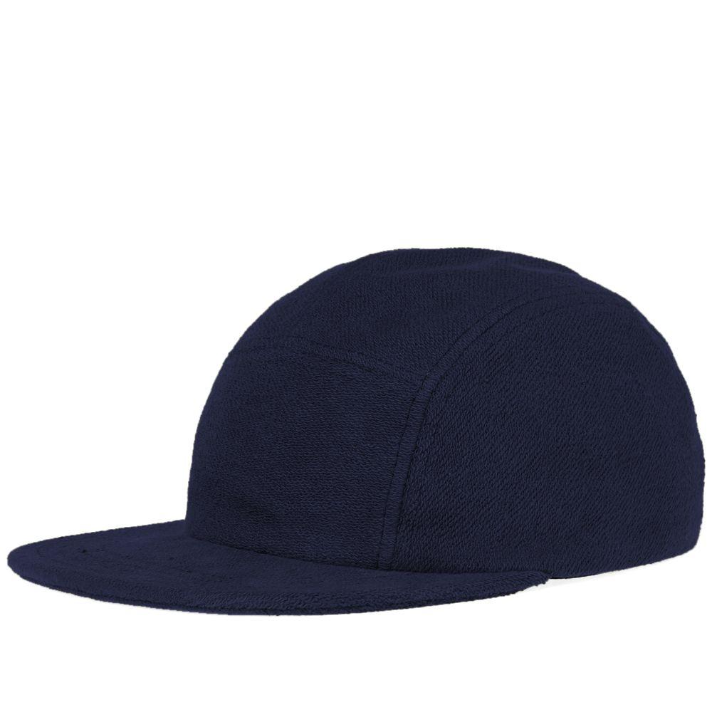 Les Basics Le Peak Cap Navy  62669543e05