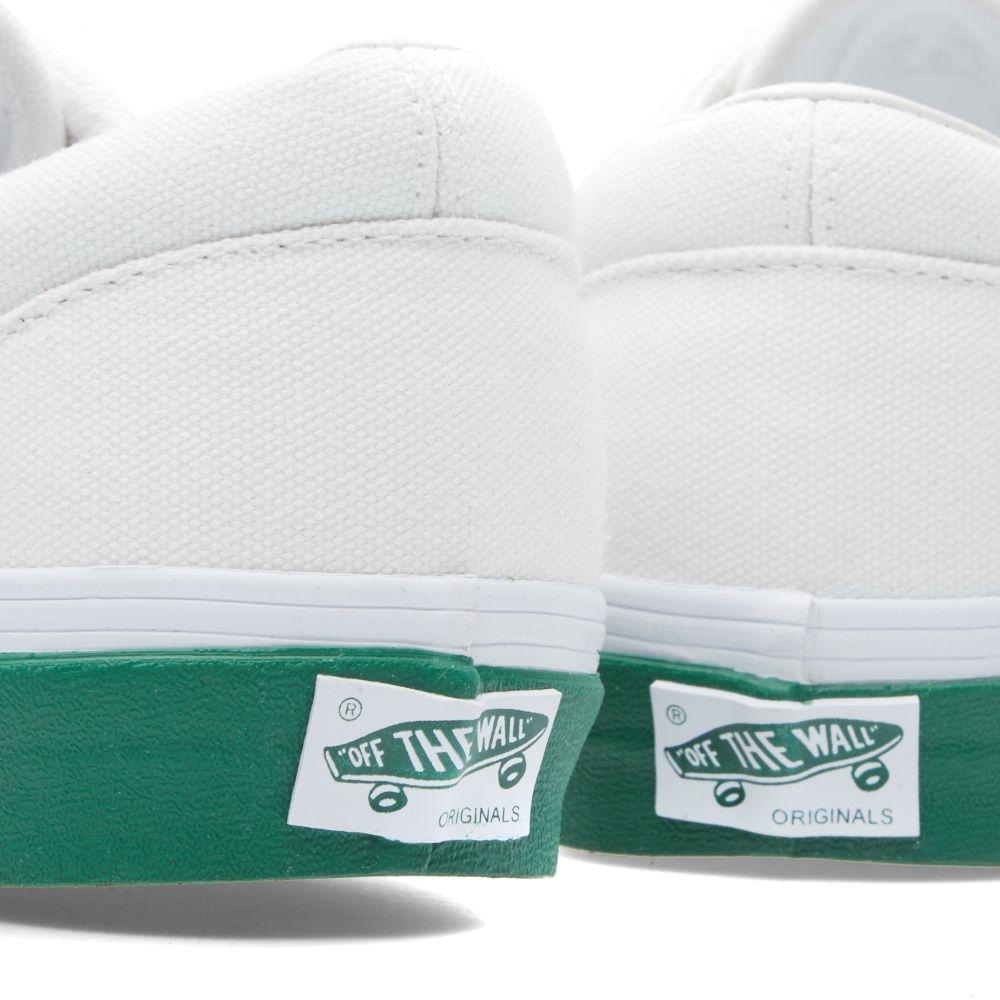 45198fe78c Vans Vault x WTAPS OG Era LX White   Green