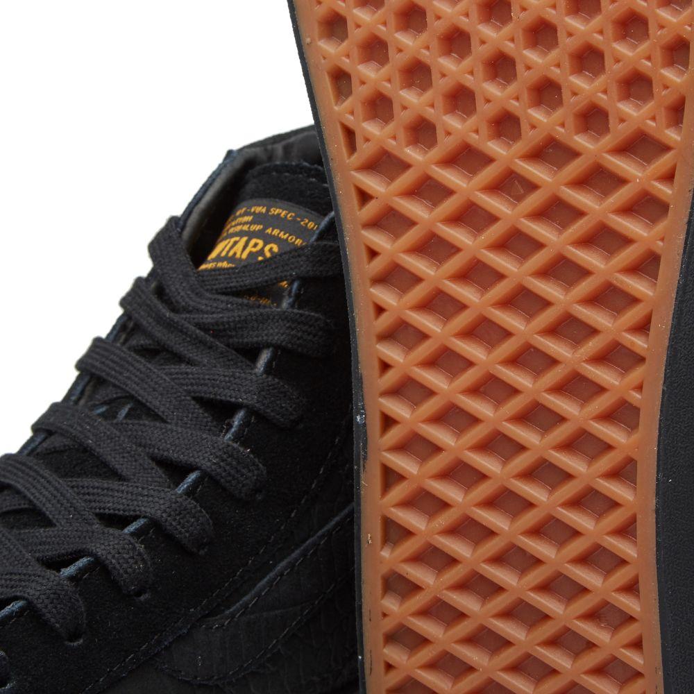 054ec3e29b Vans Vault x WTAPS OG Sk8-Hi LX Black   Black