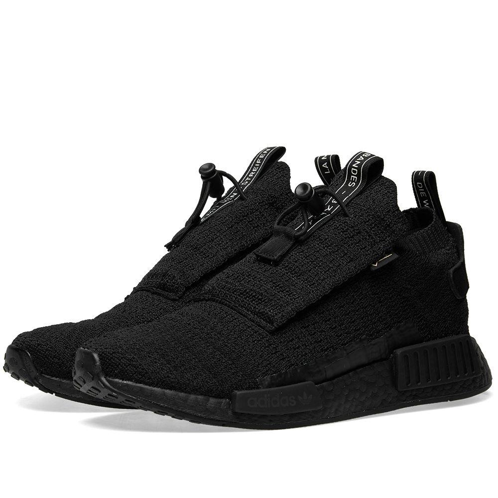 4106e5fff084b Adidas NMD TS1 PK GTX Core Black
