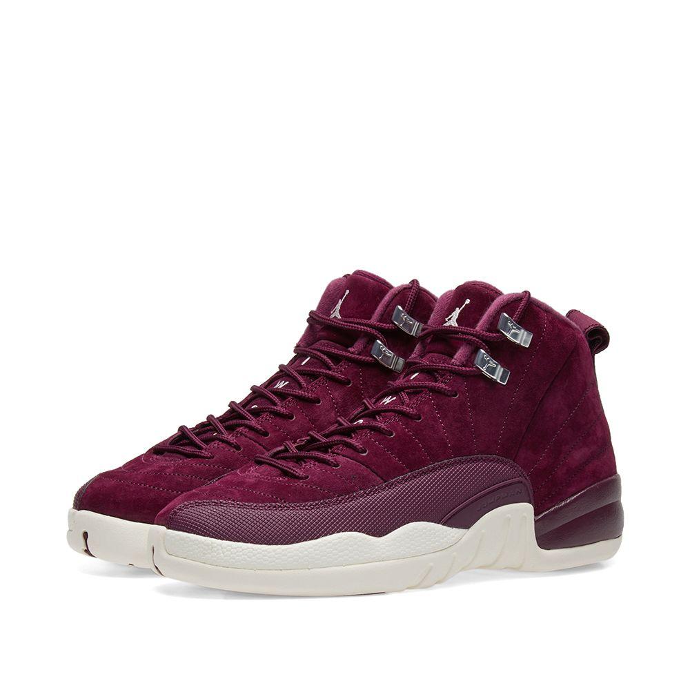e50a79359069b Nike Air Jordan 12 Retro BG. Bordeaux
