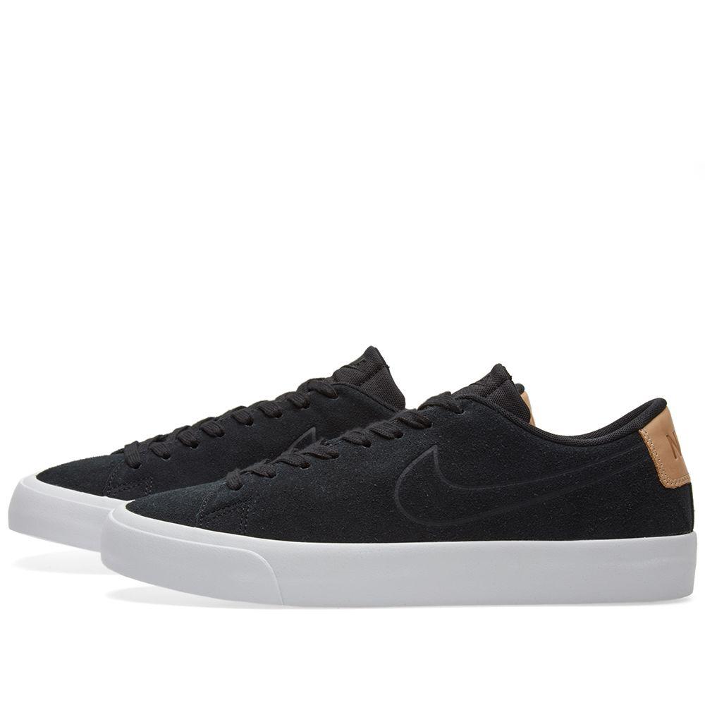 official photos f1ad5 03c6c Nike Blazer Studio Low Black, Vachetta Tan  White  END.