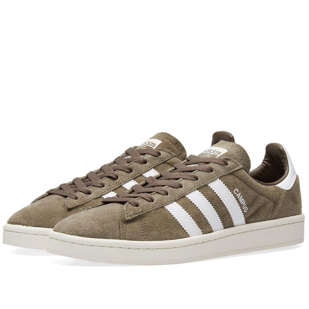 online retailer a8e51 9dcfe Adidas Campus Branch  White  END.
