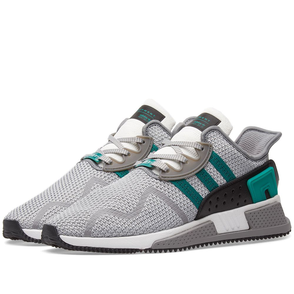 8aabcffe60ab Adidas EQT Cushion ADV Grey Two