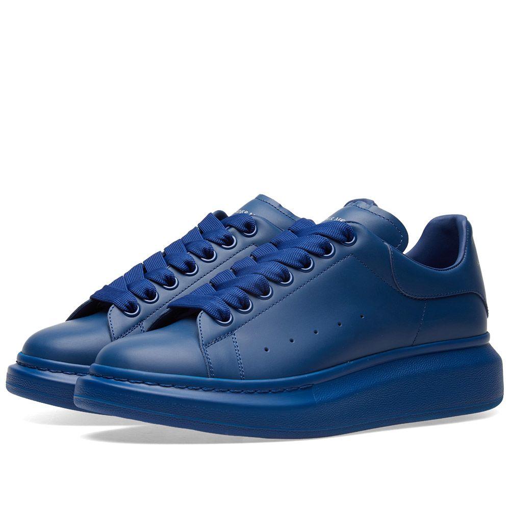 155017ca5e40 Alexander McQueen Wedge Sole Sneaker Sky Blue