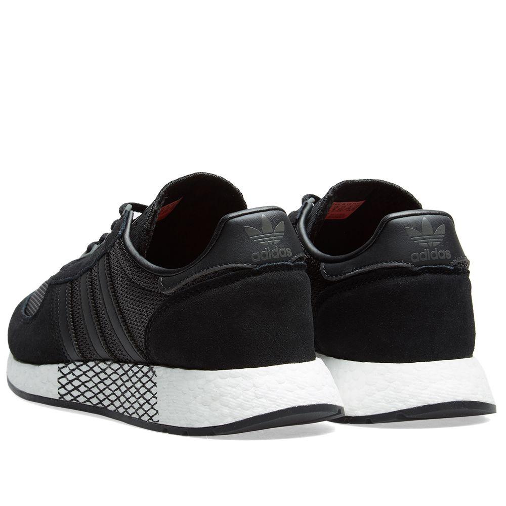afc86ab837c0 Adidas Marathon x 5923 Black   Solar Red