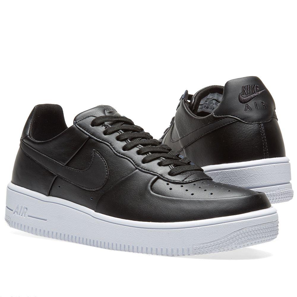 477e5084f5b073 Nike Air Force 1 Ultra Force Leather. Black   White. £79 £39. image