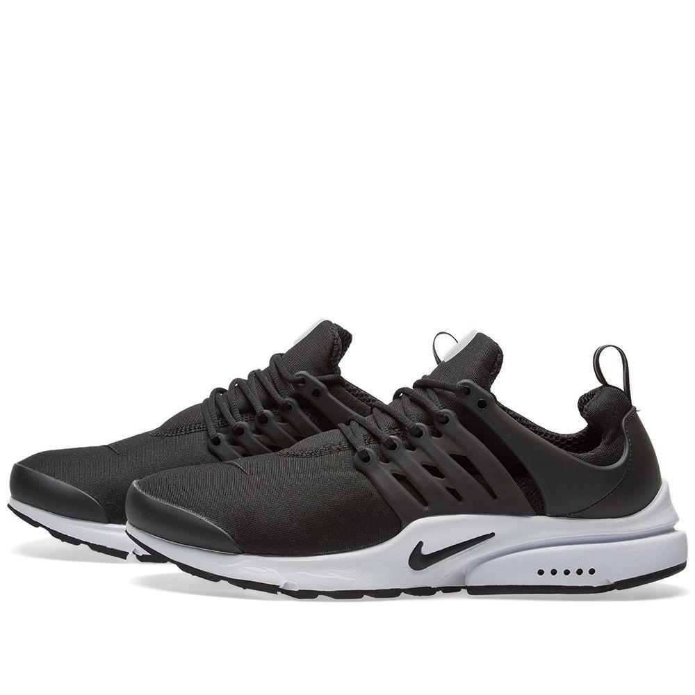64d2b6c482e Nike Air Presto Essential Black   White