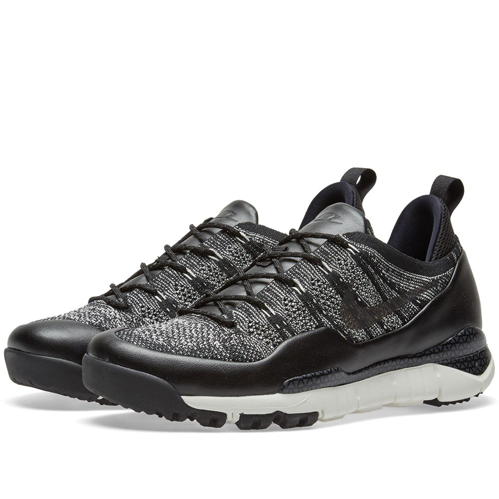 newest 39979 e1707 Nike Lupinek Flyknit Low Sail, Black   Anthracite   END.