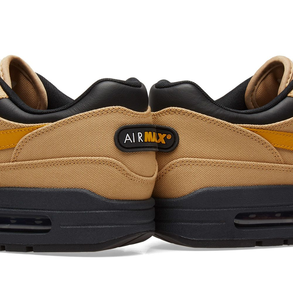 online store 764ef 5602f Nike Air Max 1 Premium Elemental Gold  Yellow  END.