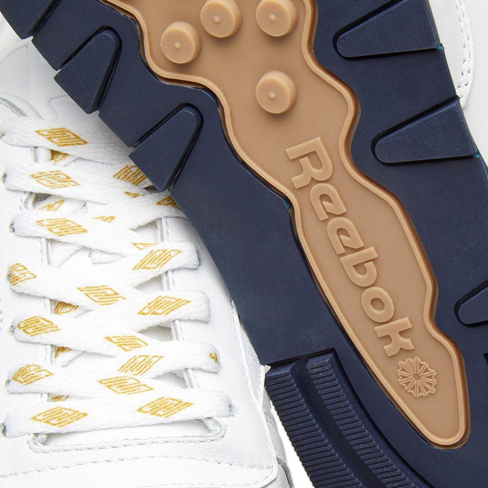 f6ae715b6045 Reebok x Beams Classic Leather White