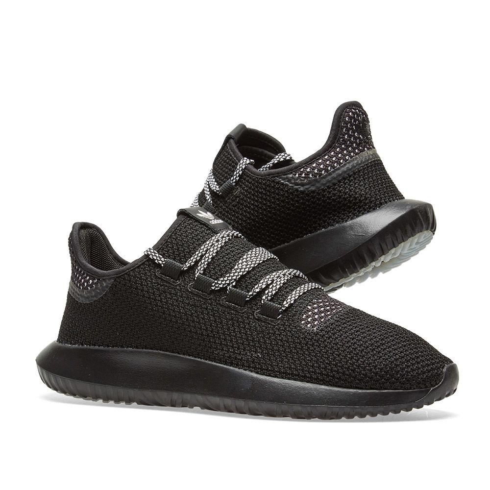 Adidas Tubular Shadow CK Black   White  b459c8363