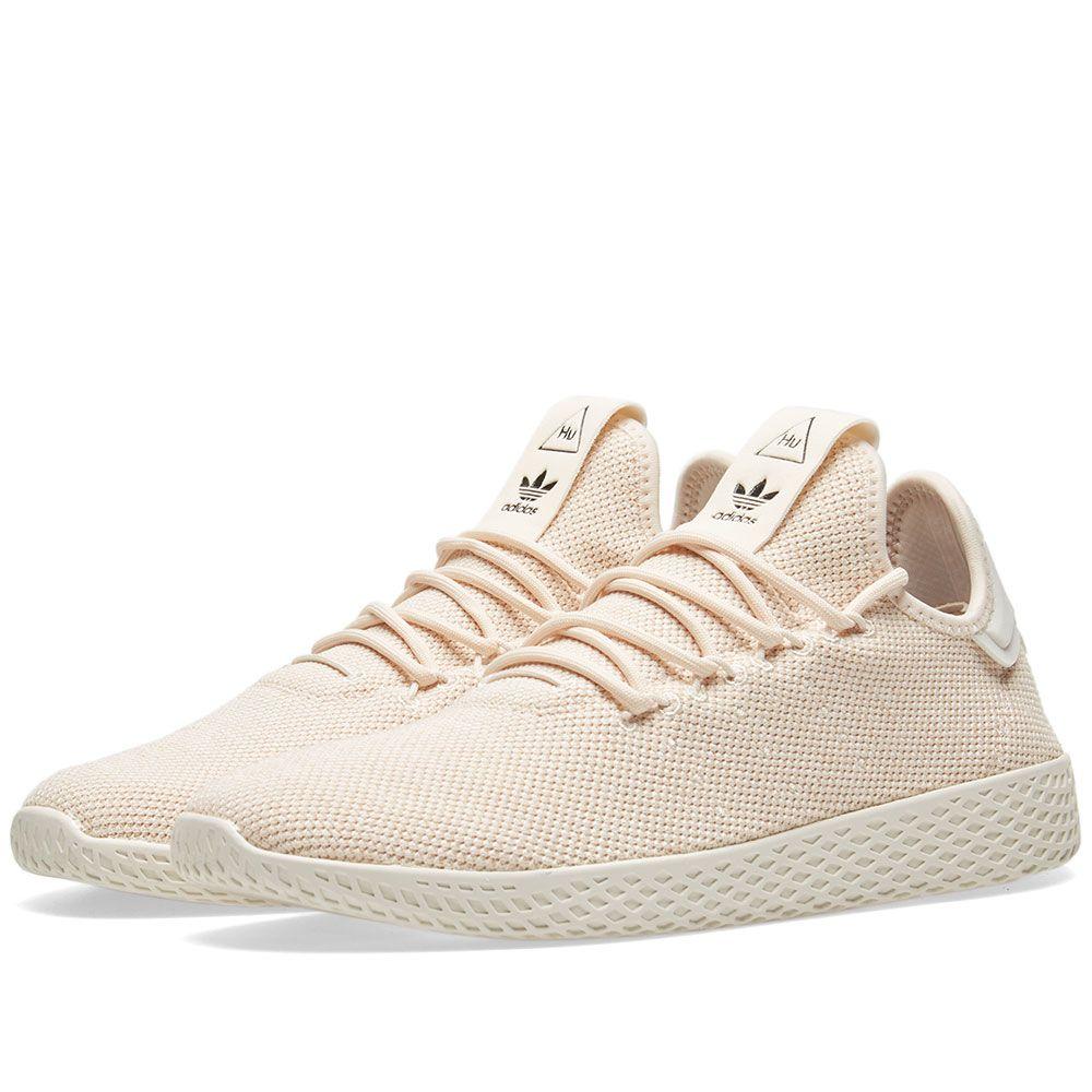 Adidas x Pharrell Williams Tennis Hu W Linen   Chalk White  76dcf500d