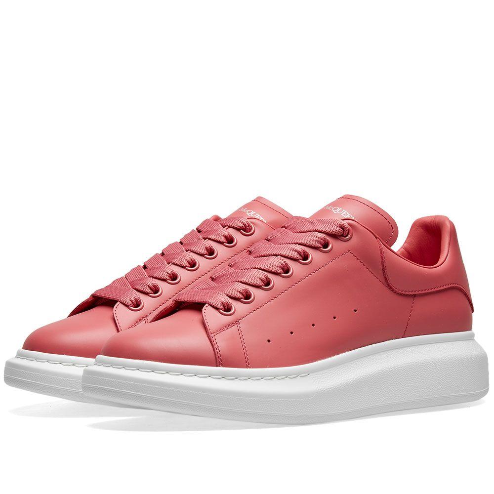 ba6f688d51a99 Alexander McQueen Wedge Sole Sneaker Multi