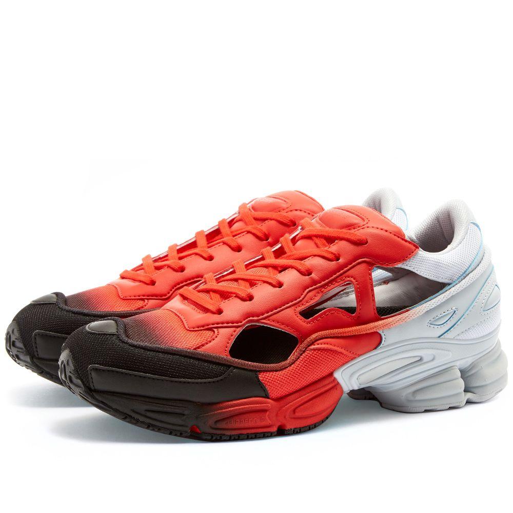 1192c847745a Adidas x Raf Simons Replicant Ozweego Red